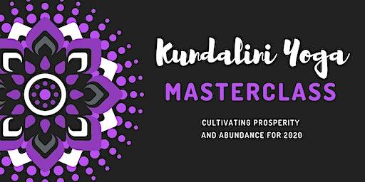 Kundalini Yoga New Year Masterclass For Prosperity with Mardi MAY @ Moana