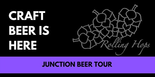 Historical Craft Beer Tour - The Junction