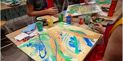 Ravenswood Women in Art: Workshop 1