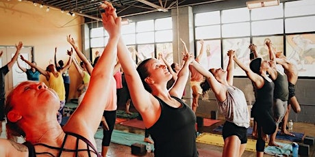 Future Fund New Year's Power Yoga Session at Dancing Dogs tickets