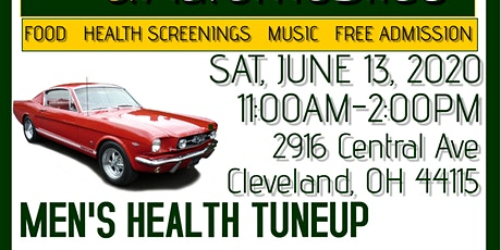Aches, Pains and Automobiles - Men's Health Tuneup tickets