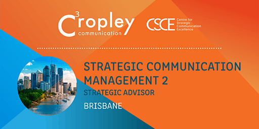 Strategic Communication Management 2: Strategic Advisor