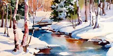 Icy Stream in the Woods  tickets
