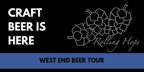 Historical Craft Beer Tour - West End tickets