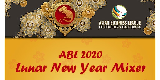 ABL 2020 Lunar New Year Mixer