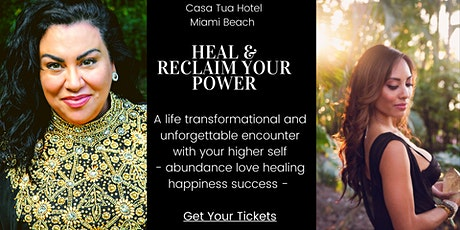 Heal the subconscious & Reclaim Your Power tickets