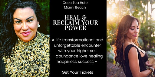 Heal the subconscious & Reclaim Your Power