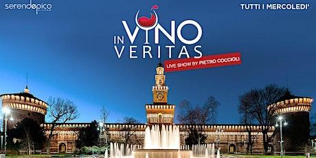 Mercoledi 4 Marzo 2020 Open Wine SERENDEPICO biglietti