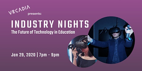 Industry Nights | The Future of Tech in Education tickets