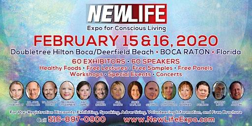 NEWLIFE Expo FLORIDA | Holistic Health, New Age, Conscious Expo