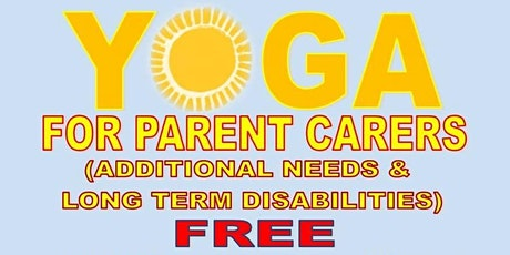 Yoga for Parent-Carers tickets