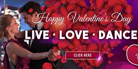 Valentine's Day Dinner and Ballroom Dancing Show 2020 tickets