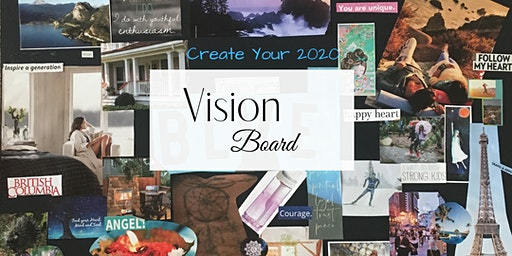 Create Your 2020 Vision Board