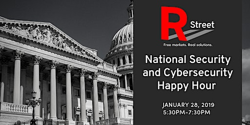 National Security and Cybersecurity Happy Hour