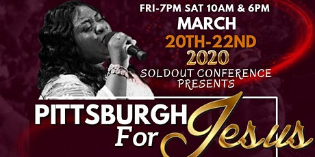 PITTSBURGH FOR JESUS tickets