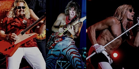 The Ultimate Van Halen Reunion Experience tickets