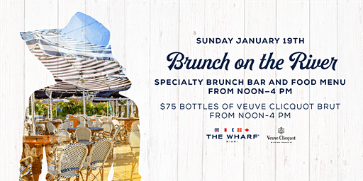 Brunch on The River at The Wharf Miami