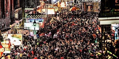 Night Mardi Gras Balcony Experience tickets