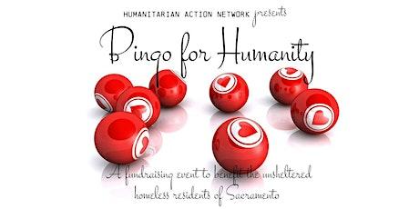 Bingo for Humanity tickets