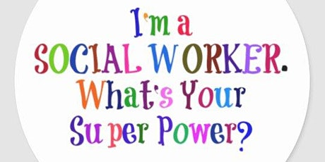 """""""Taking Off The Cape: Social Work and The Superhero Complex"""" tickets"""