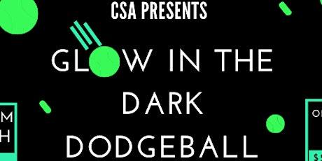 CSA Glow in the Dark Dodgeball Tournament 2020 tickets