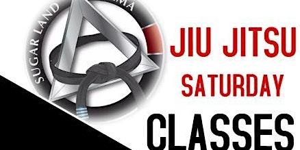 FREE Jiu Jitsu class