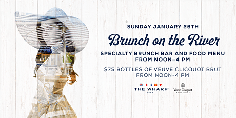 Brunch on The River at The Wharf Miami tickets