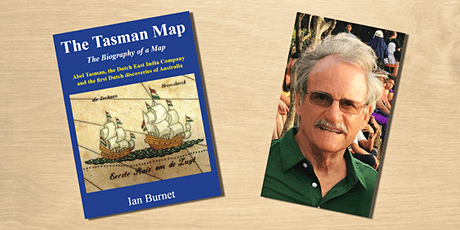 History Talk: The Tasman Map - Ian Burnet tickets