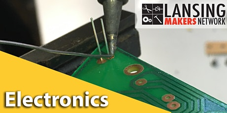 Learn to Solder! tickets