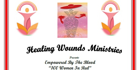 "Empowered by the Blood ""100 Women in Red"" tickets"