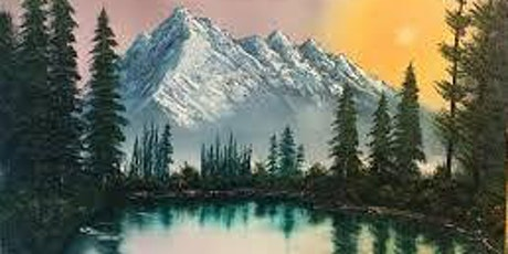 Bob Ross Oils Class Mon Feb 17th 9:00am - 3:00pm $65 Includes Materials tickets