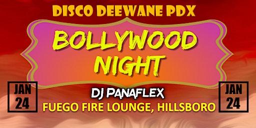 Bollywood Night by DiscoDeewane PDX