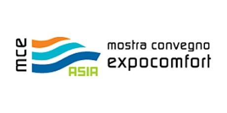 Mostra Convegno Expocomfort (MCE) Asia 2020 tickets