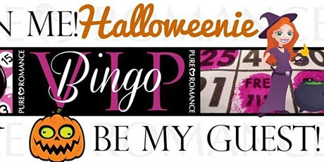 Halloweenie Pure Romance Vendor Bingo 2020! tickets