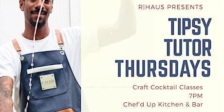 Tipsy Tutor Thursdays tickets