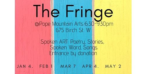 The Fringe -Spoken Art Night