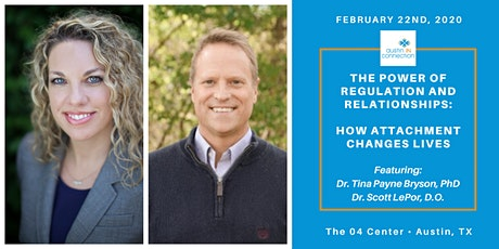 The Power of Regulation and Relationships: How Attachment Changes Lives tickets