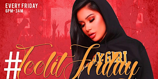#TOOLITFRIDAYS @ ON THE ROCKS DC (FREE RSVP NOW)