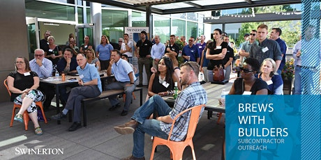 Brews with Builders Virtual Outreach Event (Public Market Focus) tickets
