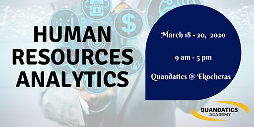 Introduction to Human Resources Analytics