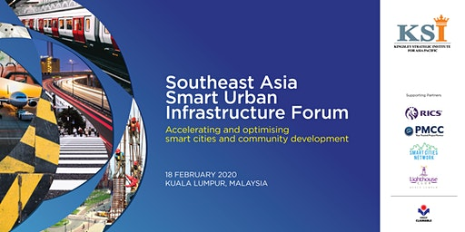Southeast Asia Smart Urban Infrastructure Forum