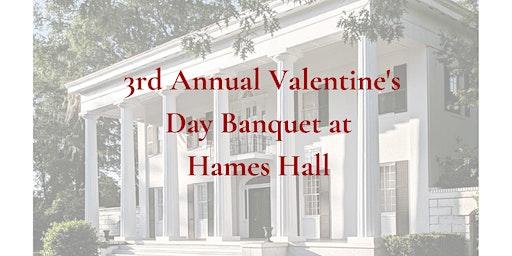 3rd Annual Valentine's Day Banquet
