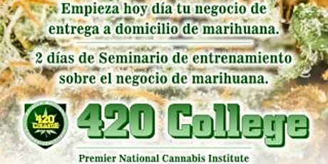 Seminarios de Negocios de Cannabis entradas