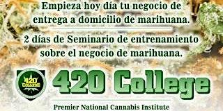 Seminarios de Negocios de Cannabis, Fresno