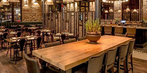 Exclusive Chef's Tasting Dinner Series at Ledger