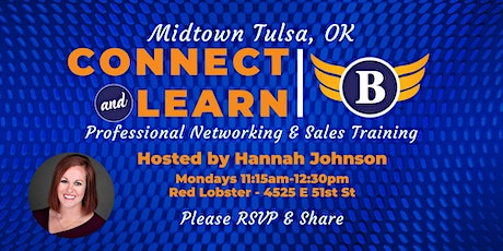 Midtown Tulsa Professional Networking & Sales Training tickets