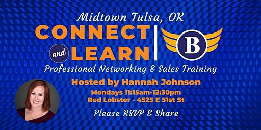 Midtown Tulsa Professional Networking & Sales Training