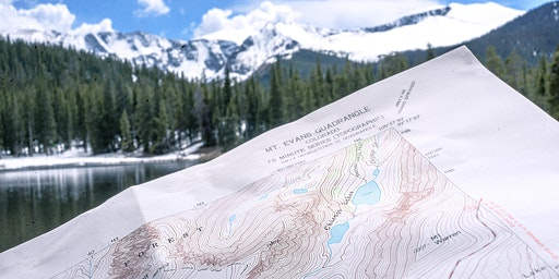 Skills for the Hills 2020: Navigating with Map and Compass