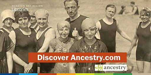 Discover Ancestry.com - Caboolture Library