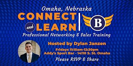 Omaha, NE   Professional Networking & Sales Training tickets